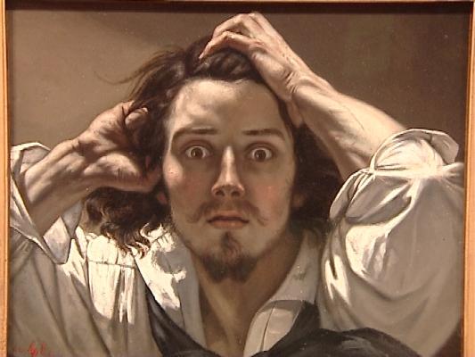 Super art id es de sujets de peinture l 39 huile for Autoportrait miroir